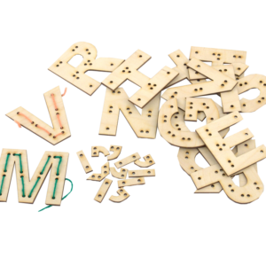 Šujamo burtu alfabēts