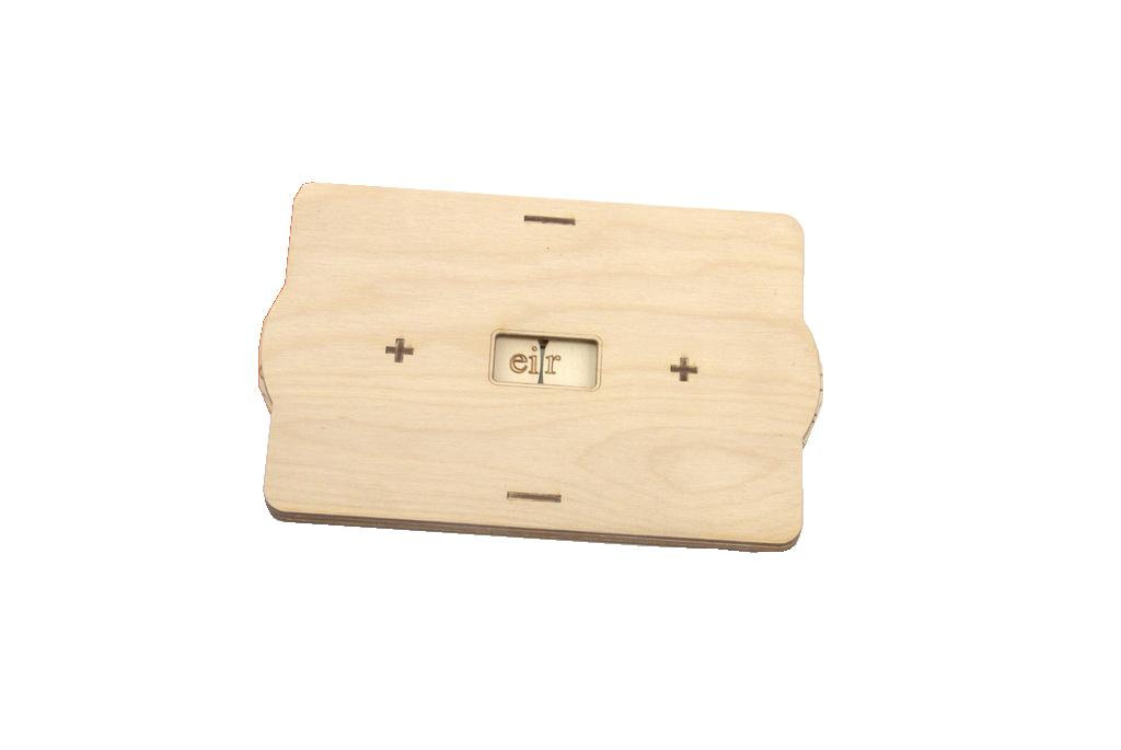 Zilbju disks ir mehānisms ar diviem savienotiem diskiem, kurus griežot, lodziņā veidojas dažādi līdzskaņu un patskaņu vai divskaņu savienojumi. Abpusējais disks sniedz iespēju veidot 450 dažādas zilbes, jo viens disks satur: 15 līdzskaņus (biežāk lietotos un grūti izrunājamos) un otrs: 15 patskaņus un divskaņus. Iespējamais burtu formāts ir lielie drukātie, vai mazie drukātie burti.
