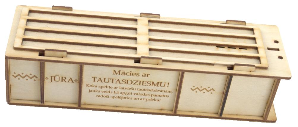 Jauka valodas spēle, kuras mērķis ir bagātināt vārdu krājumu, palīdzēt veidot gramatiski pareizus teikumus un veicināt apgūt latviešu valodas gramatikas elementus.