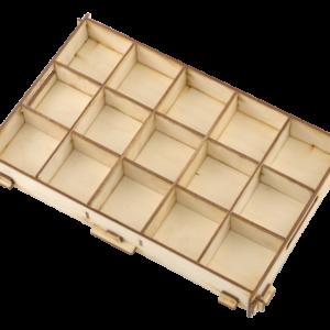 Glabājamā kastīte (3×5)