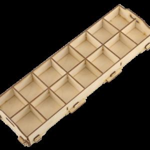Glabājamā kastīte (2×7)