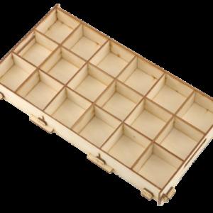 Glabājamā kastīte (3×6)