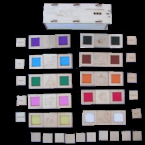 Krāsu komplekts