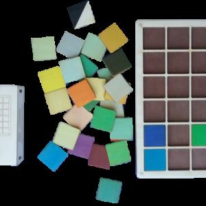 Krāsu skala (kvadrāti)