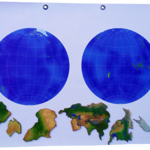 Interaktīvā pusložu karte