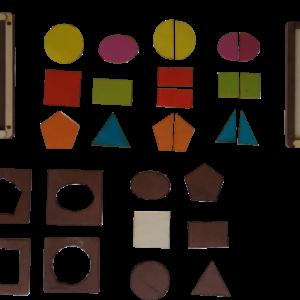 Dalāmās ģeometriskās figūras
