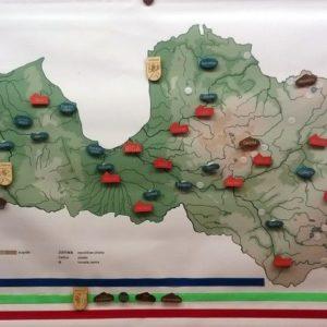 Interaktīvā Latvijas karte