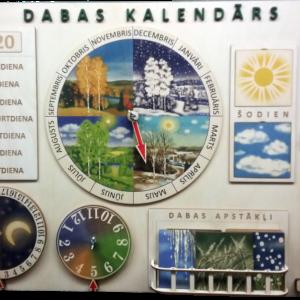 Dabas kalendārs